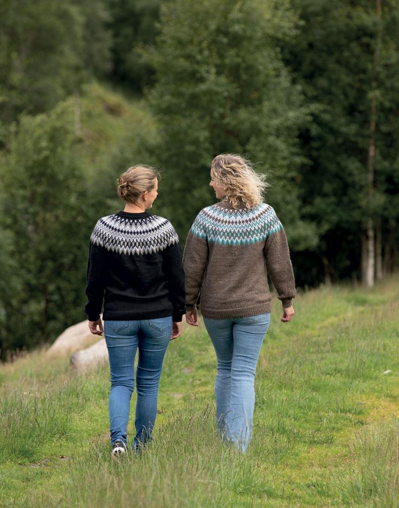 Rundstrikk-bok-Fjell-genseren